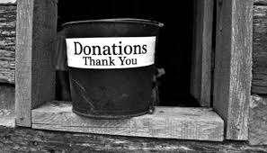 Donations Bucket