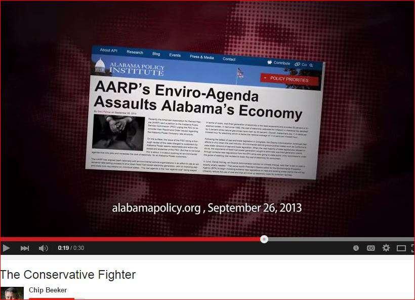 AARP Beeker ad improved