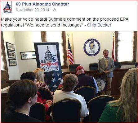Beeker address 60 plus group