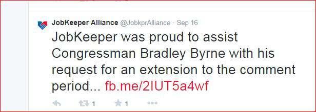 JobKeeper helps Byrne