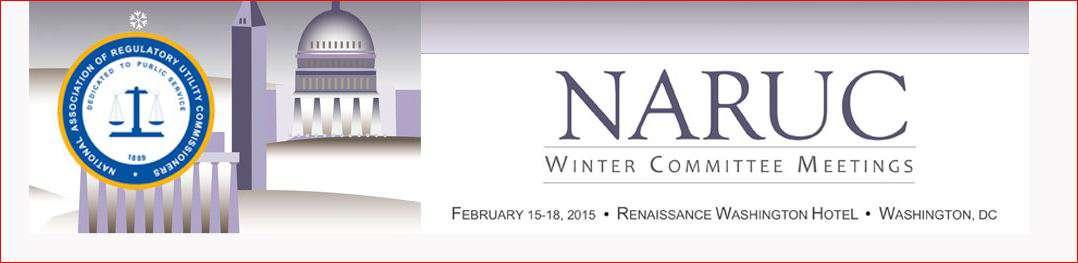 NARUC Banner