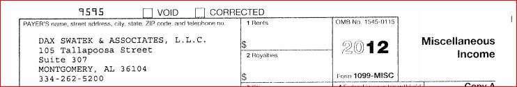 Swatek payment
