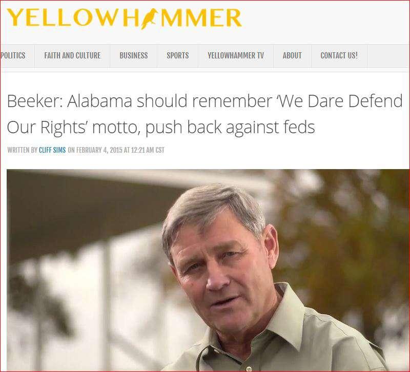 yellowbeeker