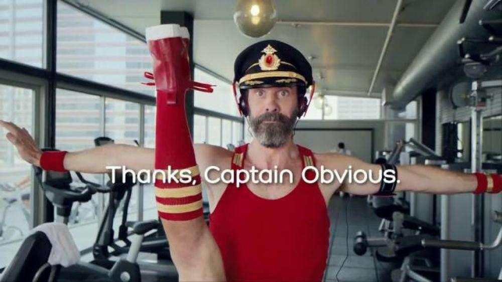 Thanks Captain Obvous