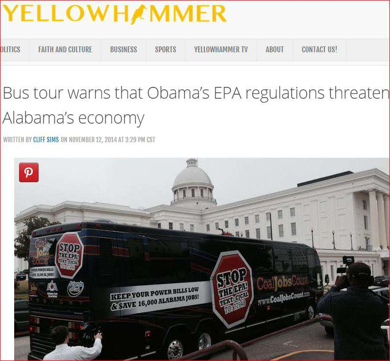 Yellowhammer and BUS