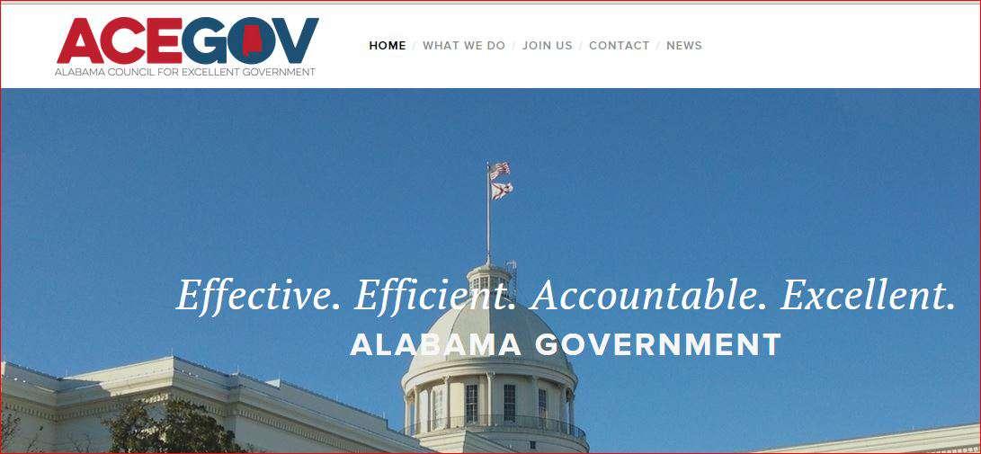 Alabama Council for excellent gov