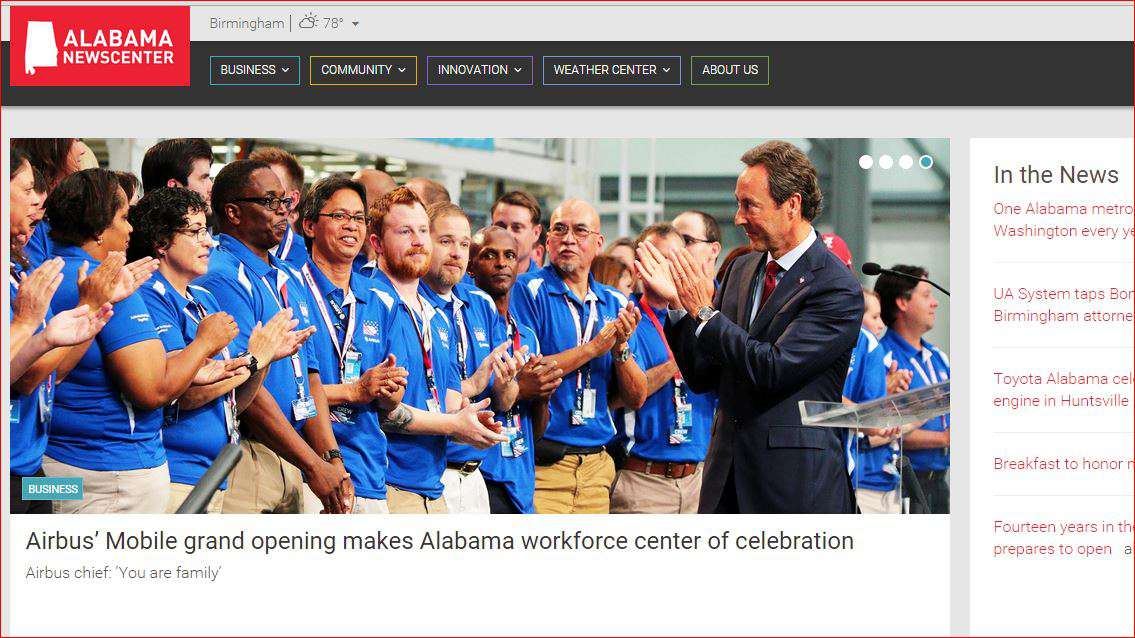 Alabama News Center
