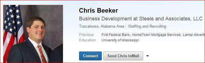 Chris Beeker Linkedin