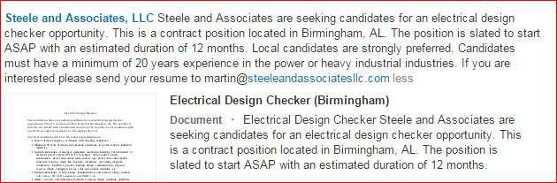 Electrical Design Checker