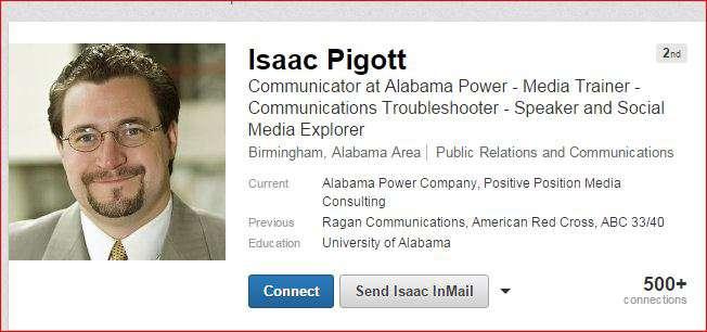 Pigott the Communicator