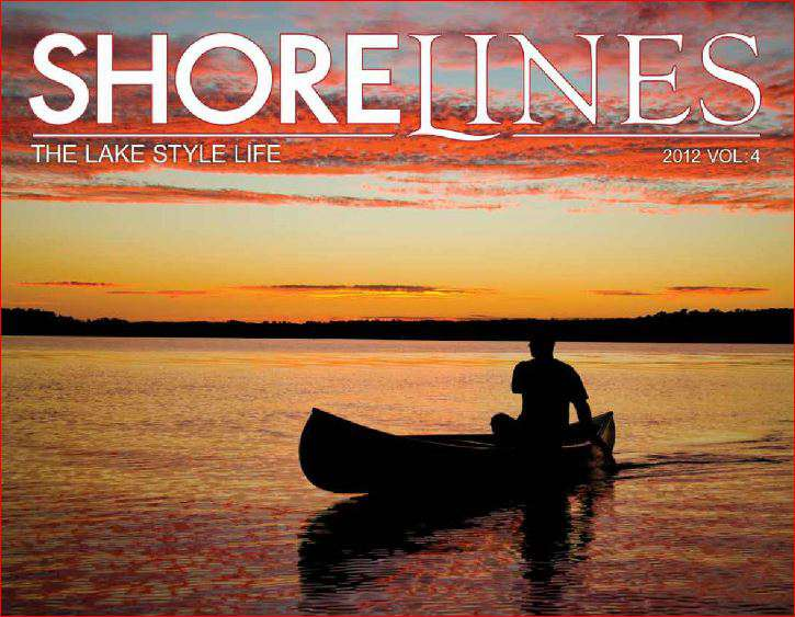 Shorelines Magazine Cover