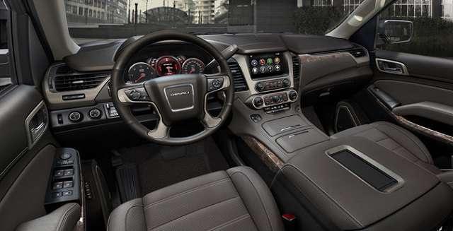 2016-GMC-Yukon-interior
