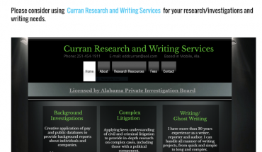 Curran Research AD