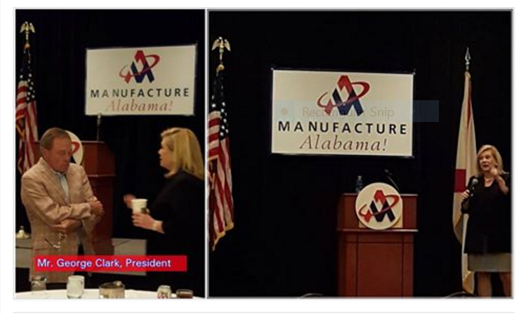 Twinkle and Manufacture Alabama