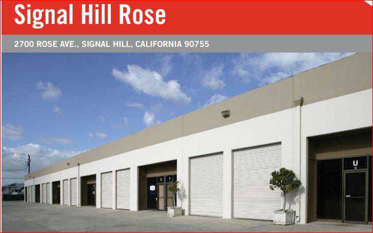 Signal Hill facility
