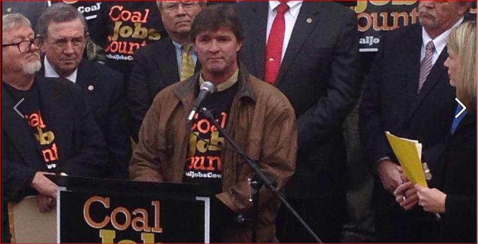 Coal Jobs and John Box
