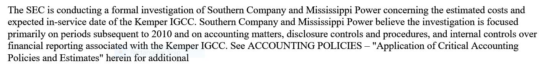 SEC notification on Kemper